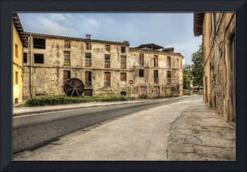 The Tanneries Neighborhood (Vic, Catalonia)