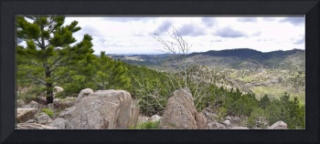 Custer Overlook