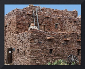 The Ladders Of The Hopi House
