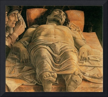 The Lamentation over Christ (c. 1490)
