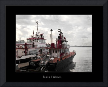 Seattle Fireboats Color