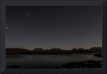 Assynt Night Sky