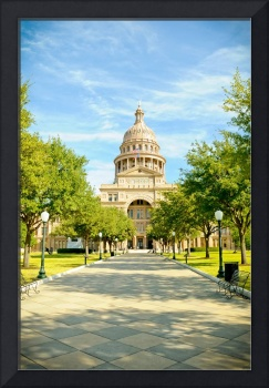 Capitol of Texas at Austin
