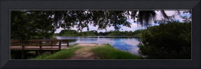 Lake Alice Panoramic