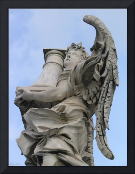 Angel Statue: Florence, Italy