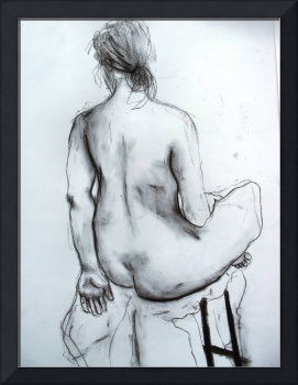 Nude Study of Anne