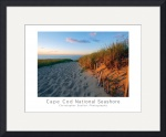 Cape Cod National Seashore Poster by Christopher Seufert