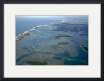 Pleasant Bay Aerial Photo Looking Toward Chatham by Christopher Seufert