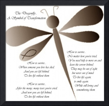 The Dragonfly... A Symbol of Transformation