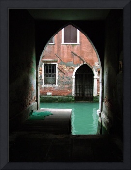 Archway to Canal