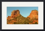 Castle Rock, Sedona by Jacque Alameddine