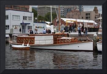 Wooden Boat Show 3015
