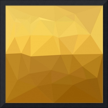 Light Goldenrod Abstract Low Polygon Background