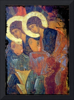 Two Angels Annunciation