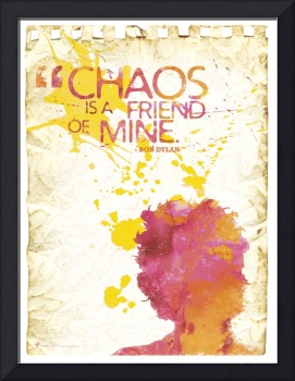 Chaos is friend of mine
