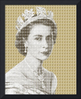 God Save the Queen - Gold