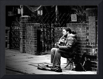 A Buskers Tale