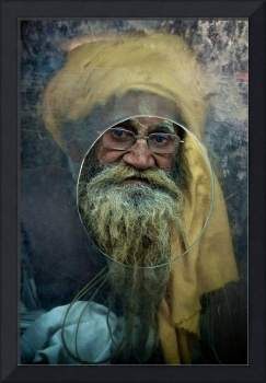 Turban at the Window