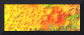 October Abstract Panorama 3