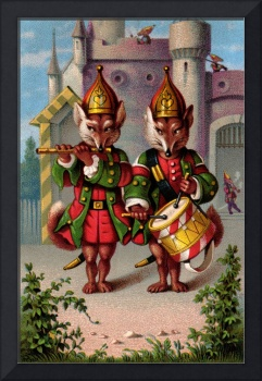 Fife & Drum Foxes