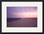 Chatham Lighthouse Beach at Sunset (Cape Cod) by Christopher Seufert