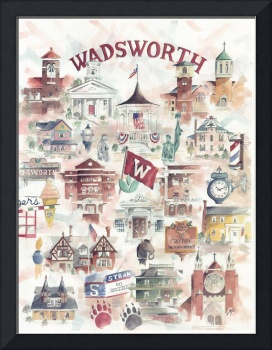Wadsworth Collage