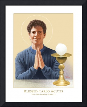 Blessed Carlo Acutis (Feast Day October 12)