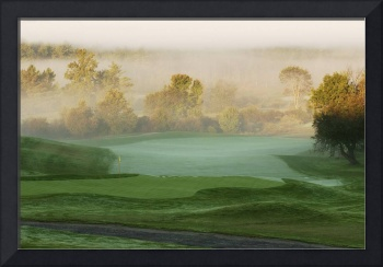 Sunrise over Spring Meadows - 18th