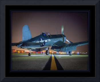 Vought F4U-1A Corsair (low)
