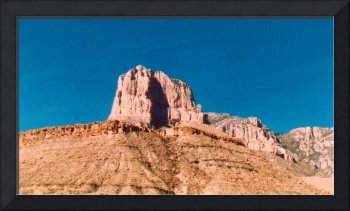 Guadalupe Mountain Peek