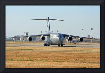 C-17 at Castle Airport