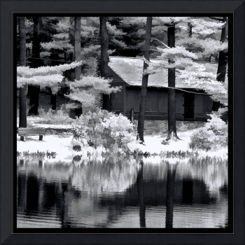Chatfield Hollow State Park Reflection