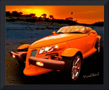 Chrysler Plymouth Prowler Rocky Sunset