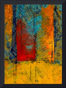 Prints Gate To Abstraction