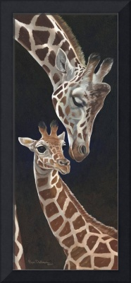 Motherly Love Giraffe