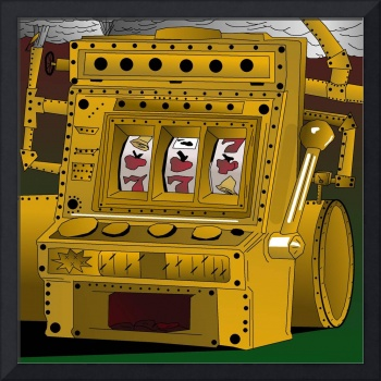 Slots Punk Steampunk Machine