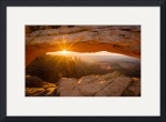 Mesa Arch, Canyonlands National Park, Utah by Dave Wilson