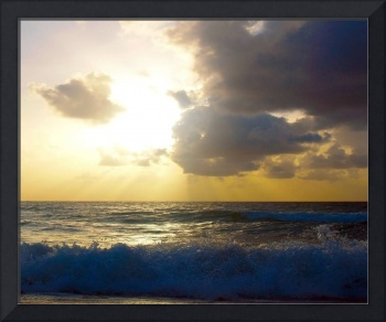 Sunrise Seascape Morning Bliss B2