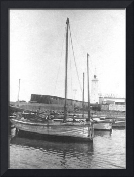 HW016b Boat Harbour at Williamstown