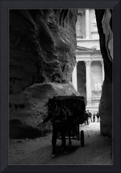 Petra-Surrey in the Siq 1213