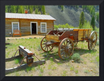 Reminders Of The Old West