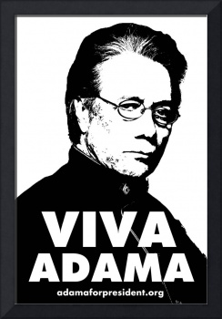 Adama For President 35x52.5