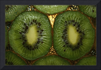 Fresh Kiwi Slices