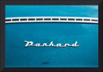 Panhard PL 17 badge detail
