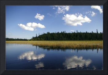 REFLECTION (BWCAW) Boundary Waters Canoe Area Wild