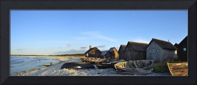 Panoramic photo of Helgumannen, Gotland