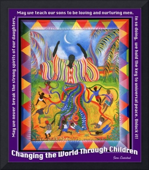 Changing the World Through Children (with poem)
