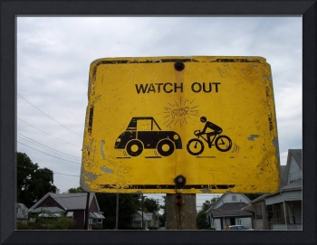 WATCH OUT <<POW>>