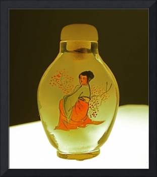 Glass Bottle - Chinese (02)
