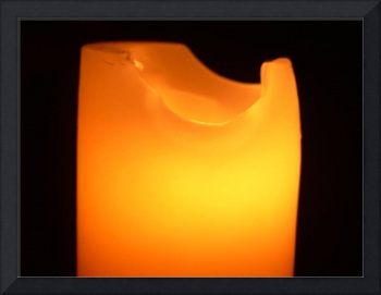 Glowing Candle 2